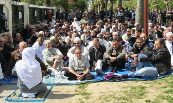 Les dirigeants de la mosquée de Montfermeil fermée par les tribunaux en appellent au…Pape!