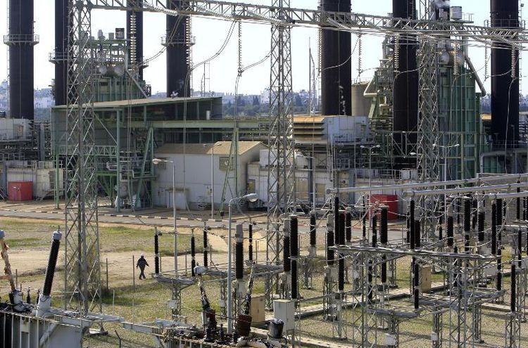 Gaza: la centrale électrique à l'arrêt, faute de carburant