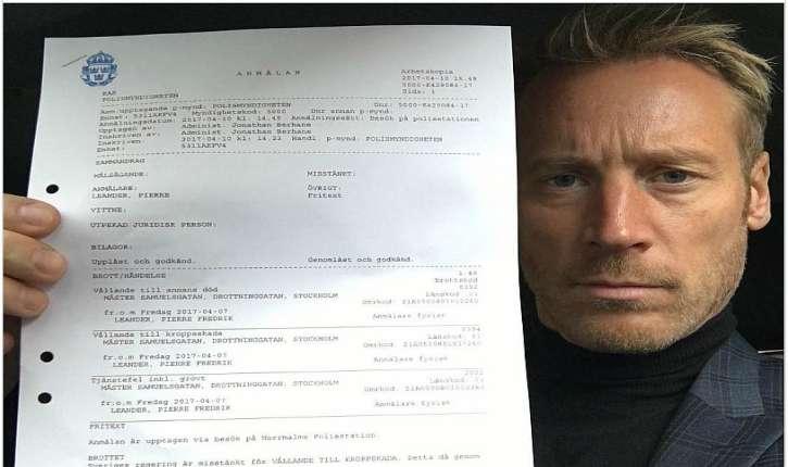 Attentat de Stockholm : un Suédois porte plainte contre le gouvernement. Le terroriste présumé devait être expulsé!