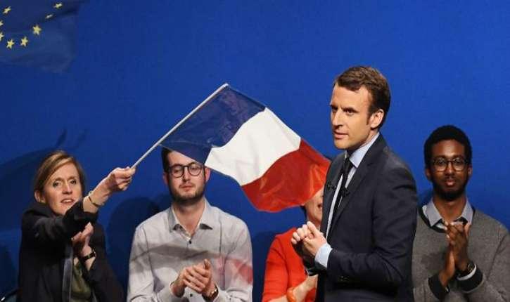 Par François-Xavier Bellamy : «Macron veut nos voix pour diriger un pays dont il dit qu'il n'existe pas»
