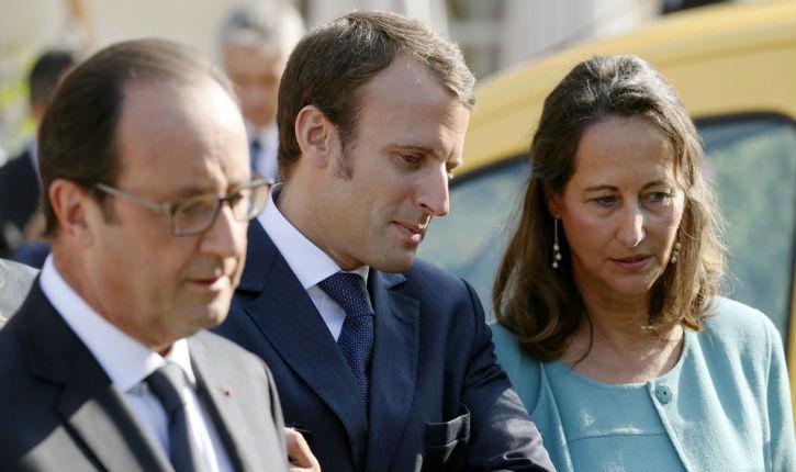 Hollande & Royal préparent l'après mai 2017. Macron leur joker dans la manche !