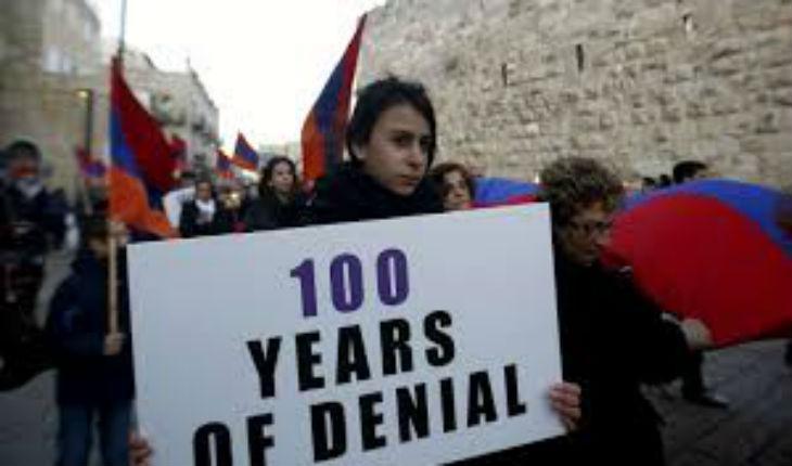 Nouvelle preuve flagrante du génocide arménien découverte à Jérusalem