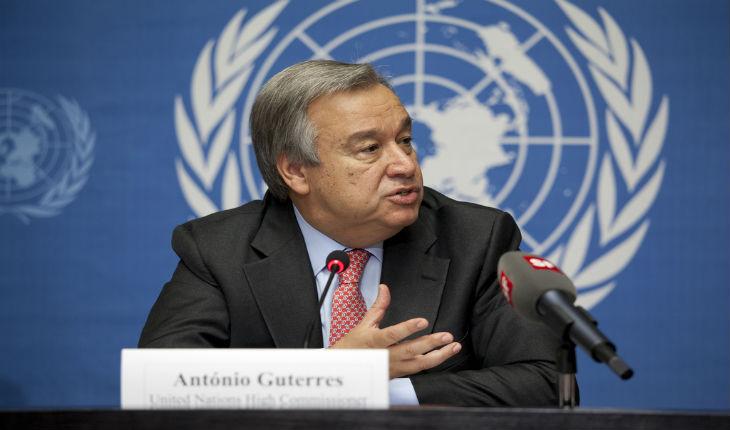 Le secrétaire général de l'ONU reconnaît que l'antisionisme est de l'antisémitisme