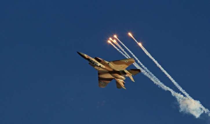 Israël frappe environ 25 cibles terroristes du Hamas à Gaza en riposte à des tirs de roquettes