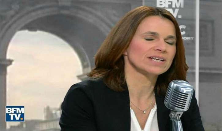 [Vidéo] En plein direct, la porte-parole d'Hamon incapable d'expliquer le revenu universel!