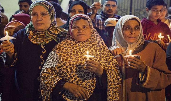 Coptes AFP