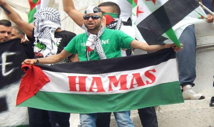 Paris. Dimanche 16 avril : Manifestation «encore» autorisée, en soutien aux terroristes palestiniens emprisonnés en Israël