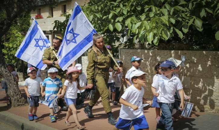 1948-2017: la population d'Israël a décuplé!