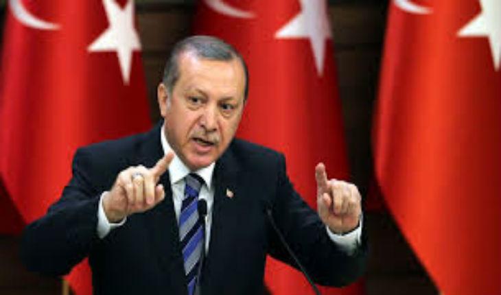 L'islamiste Erdogan menace d'ouvrir les frontières aux réfugiés si l'UE qualifiait l'opération turque d'occupation