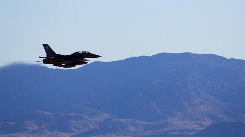 F16 USA bombe nucélaire