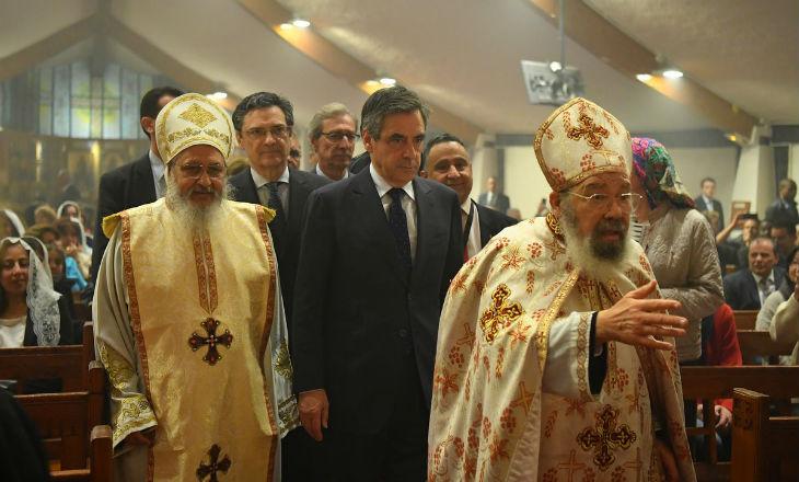 Fillon : «la France doit «défendre» les chrétiens d'Orient»