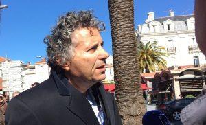 Maître Gilles-William Goldnadel, l'avocat de Cercle algérianiste