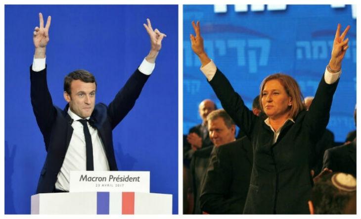 Macron et Kadima