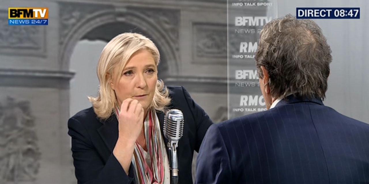 [Vidéo] Marine Le Pen : « Tout fiché S étranger, tout étranger condamné à un délit ou à un crime doit être expulsé de notre territoire »