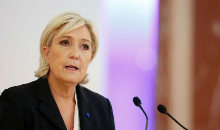 Marine Le Pen : « Israël est un État souverain et a le droit de fixer sa capitale où il veut. Ce n'est pas à nous Français de décider quelle sera la capitale de l'État d'Israël » »