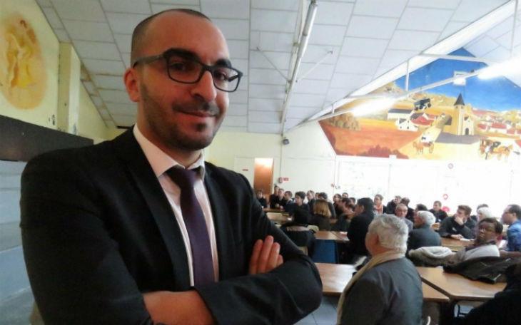 Dans les rangs de Macron : Mohamed Saou, admirateur d'Erdogan et du CCIF…
