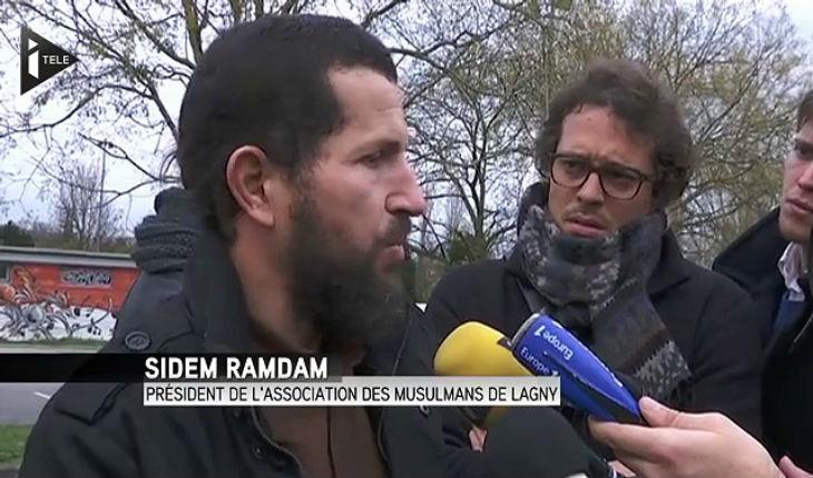 Mosquée de Lagny : l'imam qui appelle à « combattre les mécréants occidentaux » est prof de maths !
