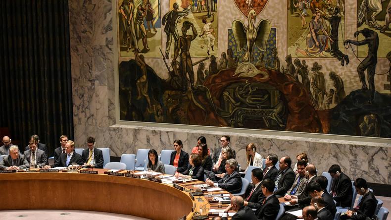 Pour Washington l'Iran est le principal coupable des conflits au Moyen-Orient et entend en faire la «priorité» à l'ONU