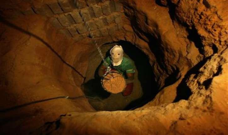Un terroriste du Hamas tué dans l'effondrement d'un tunnel à Gaza. Un de plus qui ne verra pas le bout du tunnel!
