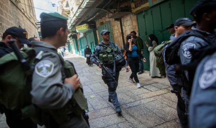 Jérusalem : des jeunes juifs attaqués…et arrêtés par la police!