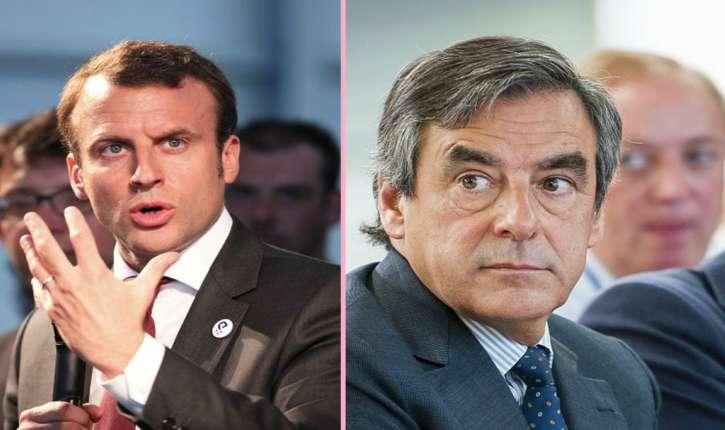 """Quand Fillon accuse Macron de """"perdre ses nerfs"""""""