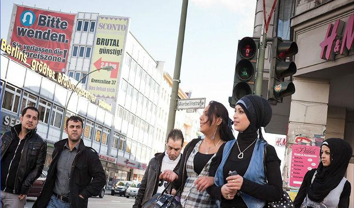 Débat sur l'intégration des Turcs en Allemagne