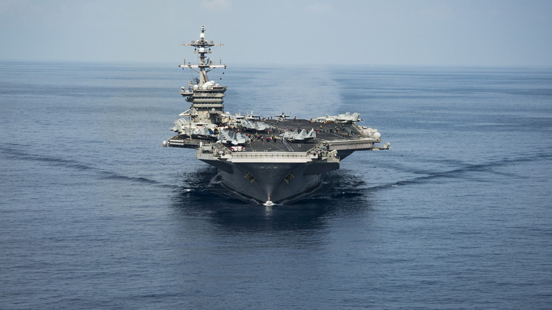 US Navy USS Carl Vinson