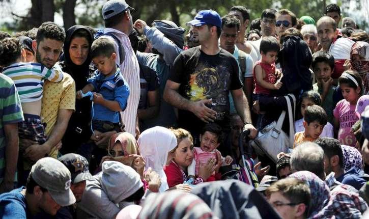 2016 : 100.000 demandeurs d'asile en France, le chiffre a bondi de 20%