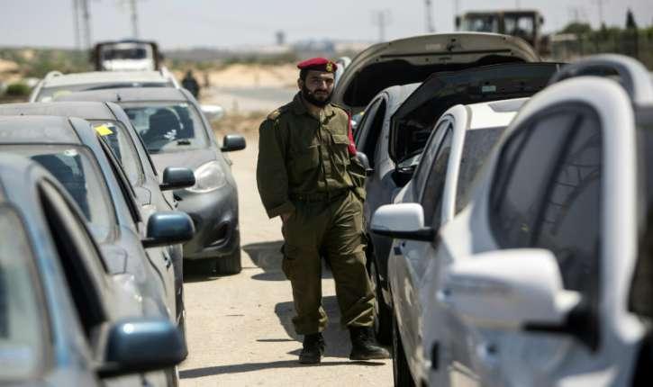 Une palestinienne soignée en Israël pour un cancer, arrêtée en possession de matériel explosif