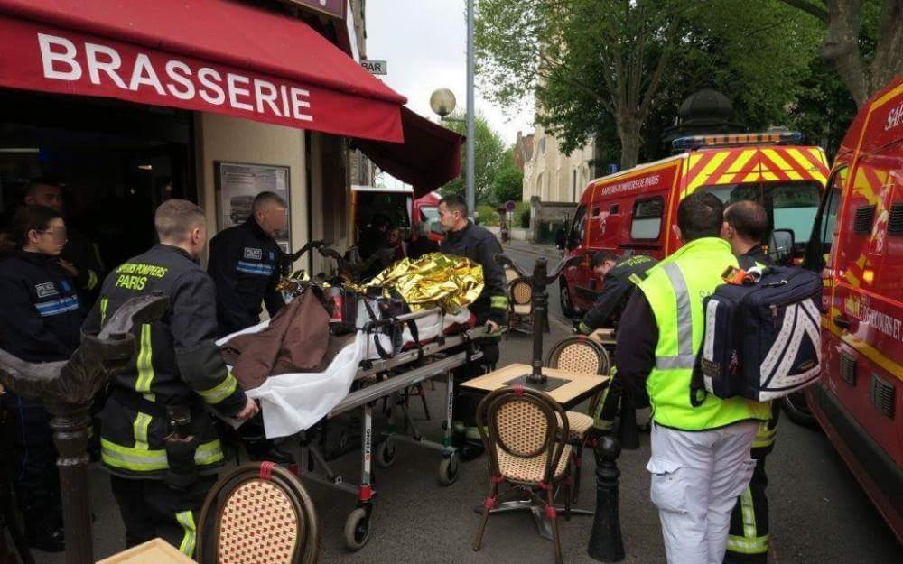 Alfortville (94) : les migrants prennent d'assaut la mairie, 14 blessés