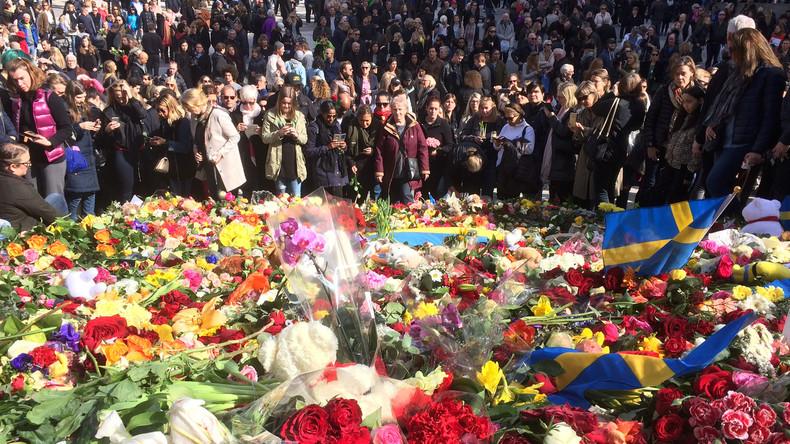 Stockholm : le terroriste musulman, un migrant dont la demande d'asile a été refusée, «satisfait» de son acte