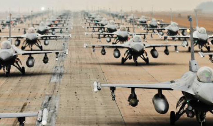 L'aviation syrienne est dorénavant placée sous le parapluie russe