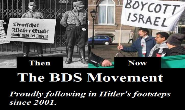 Le mouvement antisémite BDS en perte de vitesse en Europe