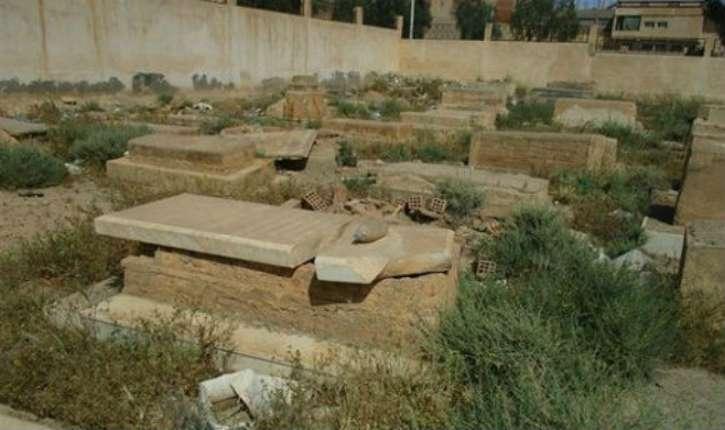 [Vidéo] Algérie : Les Cimetières Juifs et Chrétiens deviennent des décharges publiques