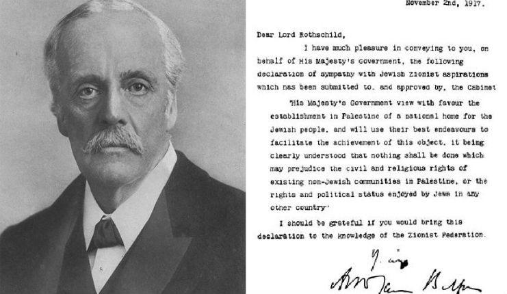 déclaration Balfour