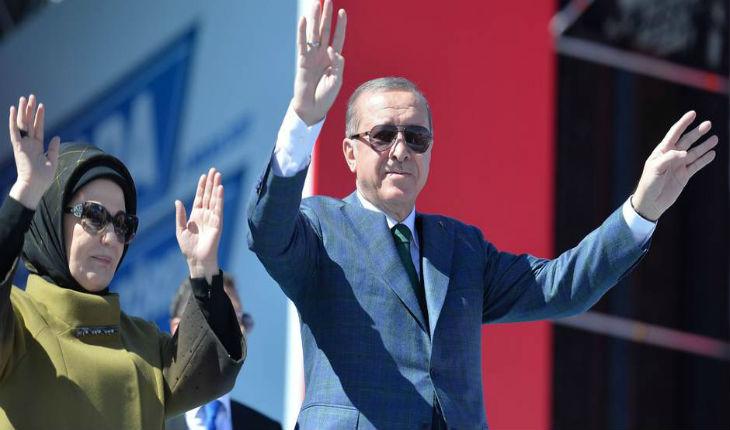 Nouvelle sortie d'Erdogan à deux semaines du référendum turc: «L'UE est une alliance des croisés»