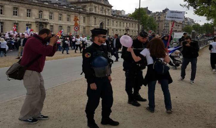 familles polices gendarmes