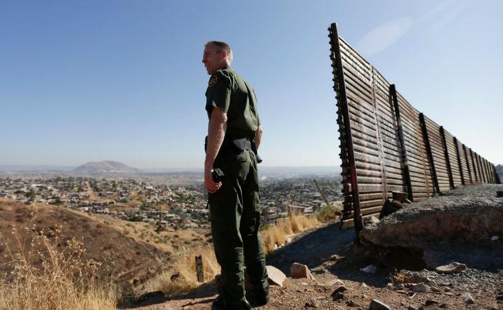 frontières Mexique USA