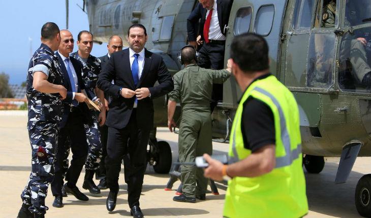 Liban: Saad Hariri critique la tournée du Hezbollah à la frontière avec Israël