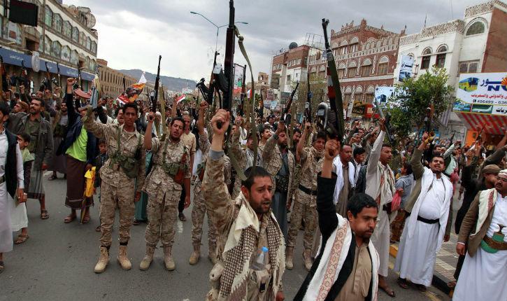 houthis yemen 4