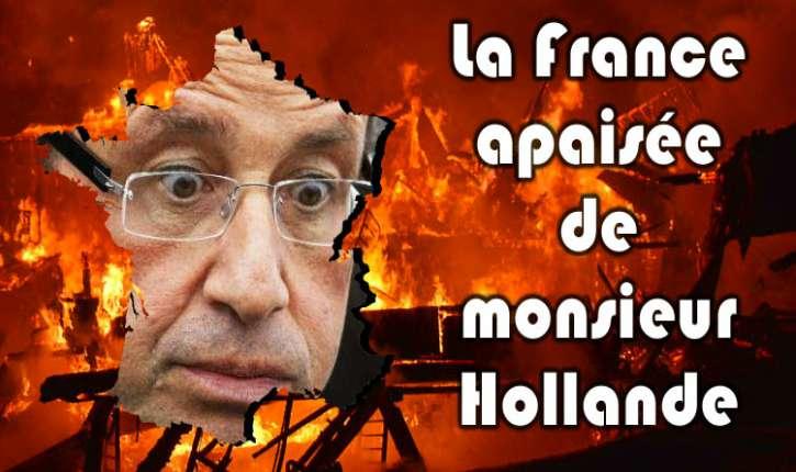 Mourir dans une France apaisée ou vivre dans une France en guerre