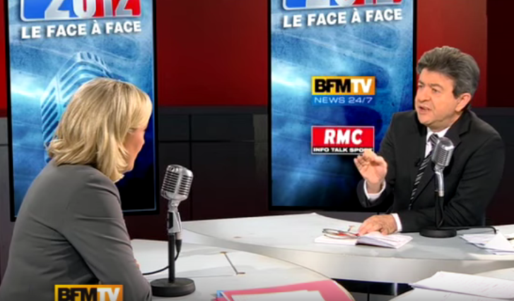 (Vidéo) Pour Mélenchon » il n'y a pas de probleme avec l'islam en France» et compare les islamistes aux juifs fanatiques et catholiques intégristes