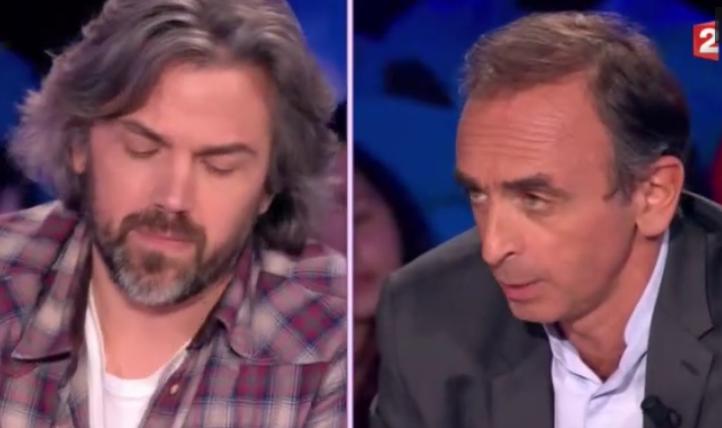 (Vidéo) ONPC : Clash entre Eric Zemmour et Aymeric Caron au sujet de Poutou