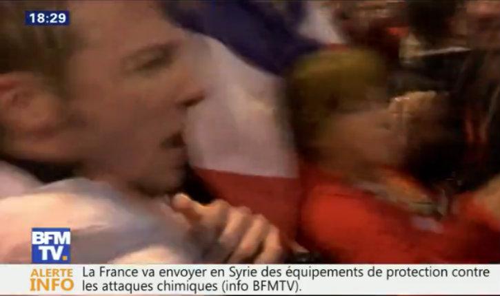 EXCLUSIF : L'enfarineur de François Fillon est fiché S et revient d'Afghanistan