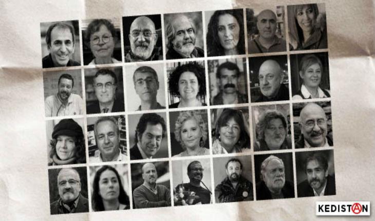 L'interminable liste des auteurs et écrivains emprisonnés en Turquie
