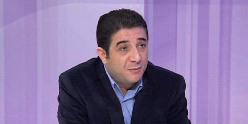 journaliste libanais Ghassan Jawad