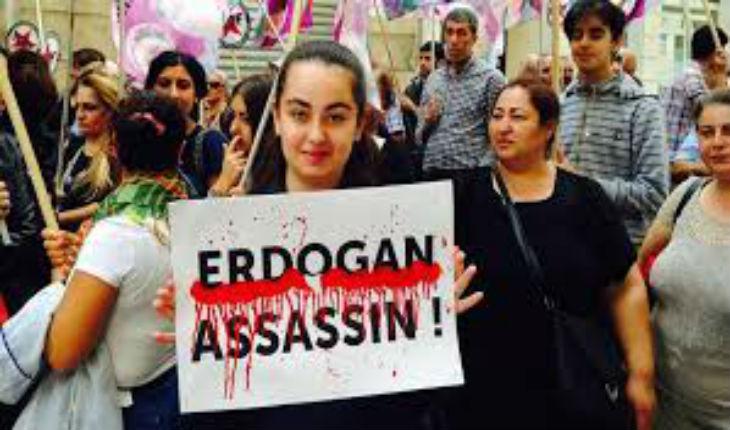 Turquie: de la prison ferme pour s'être ému du sort des kurdes