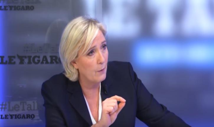 [Vidéo] Marine Le Pen : Affaire Sarah Halimi, « L'antisémitisme islamiste fait des victimes dans l'indifférence générale »