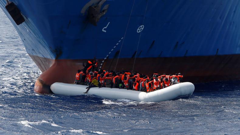 Un procureur italien accuse certaines ONG de collaborer avec les trafiquants de migrants
