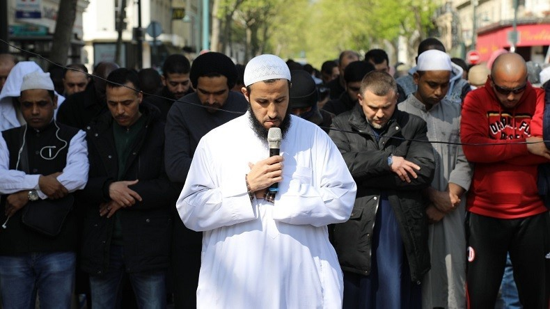 musulmans Clichy